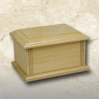 Tradition Urn Oak