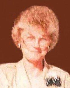 Henrietta Hank Anderson Hantge Mcbride Hughes Funeral
